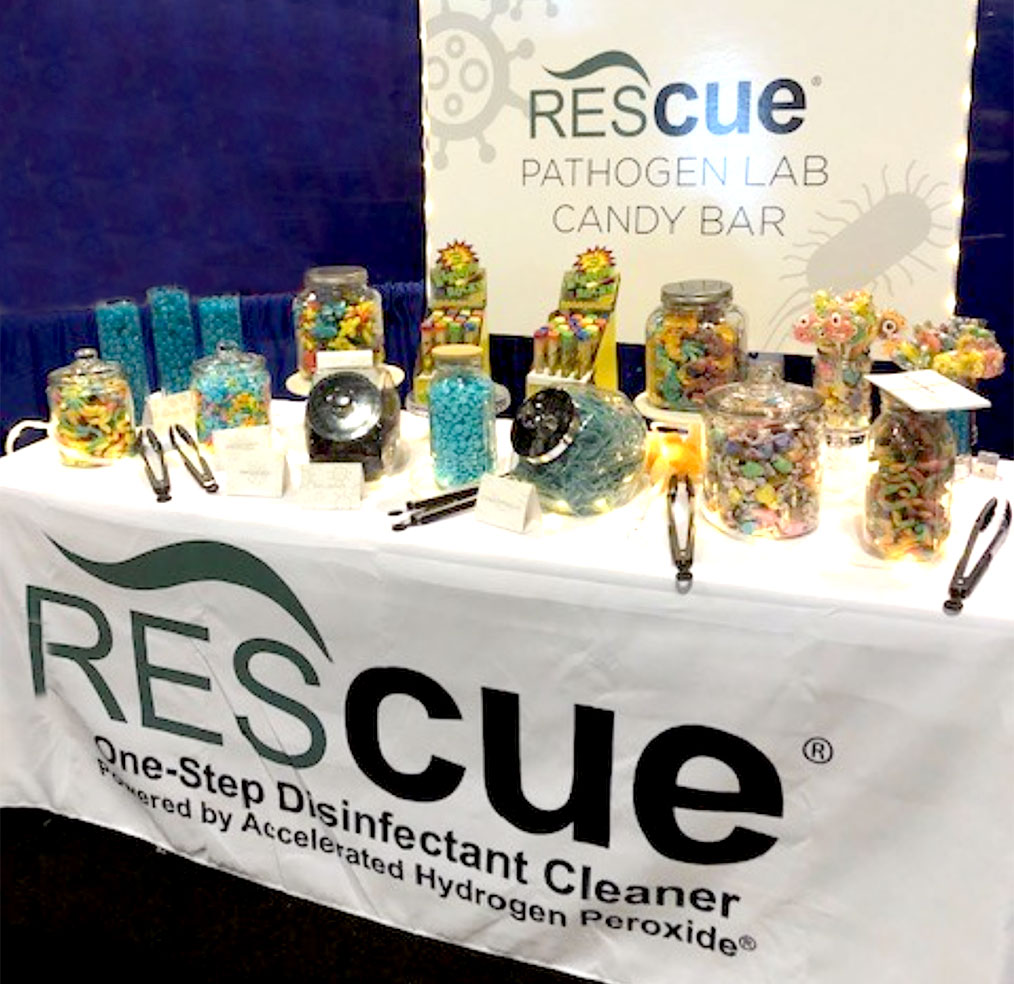 Rescue Nominated for Best Booth at VMX!