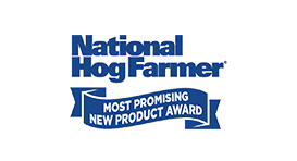National Hog Farmer Award logo